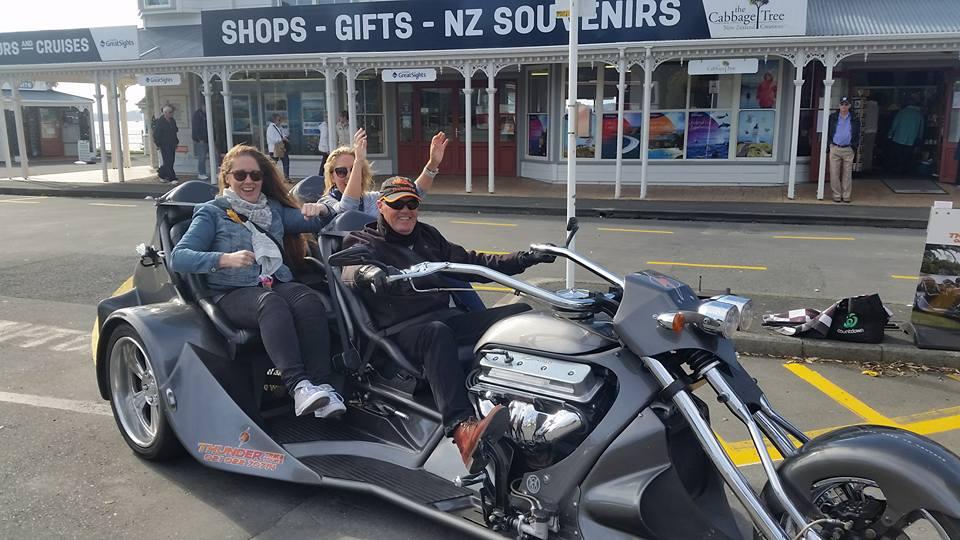 Thunder Trike Tours Bay of Islands