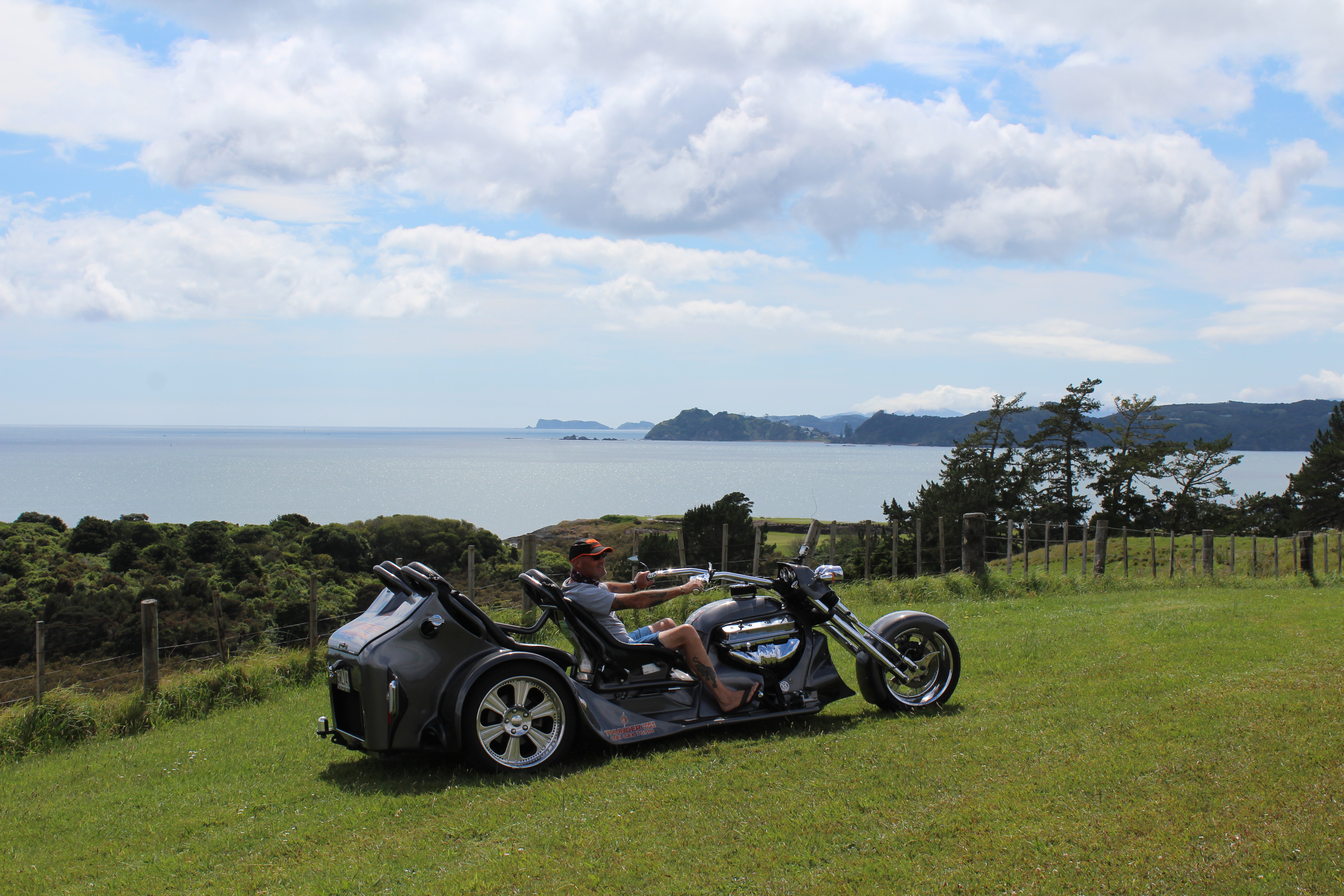 Thunder Trike Tours Bay of Islands